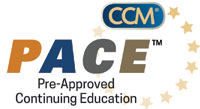 CCM PACE approval